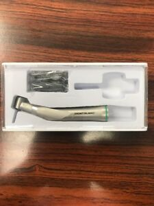 Mont Blanc 20 1 Push Button Dental Implant Handpiece Low Speed Contra angle