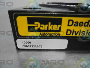 Parker Automation 08007222302 Linear And Rotary Positioner new No Box