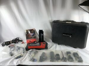 Snap On Solus Pro Scanner Eesc316 Bundle 8 2 With Attachments And Keys