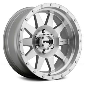 Ford Mustang 67 73 Method Race 301 The Standard Wheels 15x7 6 5x114 3 Rims