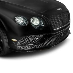 For Bentley Continental 16 17 Front Bumper Spoiler Speed Style Fiberglass Front