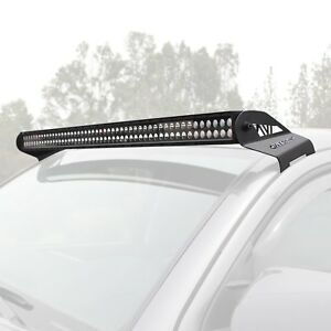 For Toyota Tacoma 05 18 Light Bar Roof Mounted B Force 50 300w Dual Row Combo