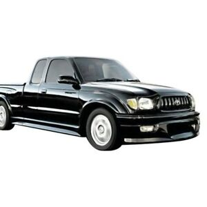For Toyota Tacoma 01 04 Front Bumper Lip Under Air Dam Spoiler Td3000 Style