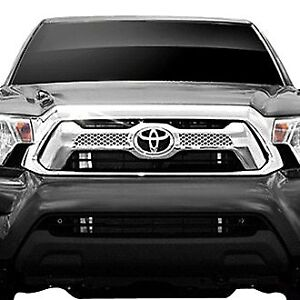 For Toyota Tacoma 2012 2015 Saa 1 Pc Chrome Billet Main Grille