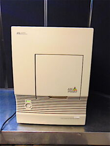 Applied Biosystems Abi Prism 7000 Sequence Detection System block Heats Up s3325