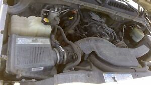 Air Cleaner Complete Assembly Cadillac Escalade 02 03 04 05 06