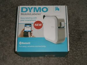 New Dymo Mobile Labeler Label Maker W Bluetooth Smartphone Connectivity 1982171