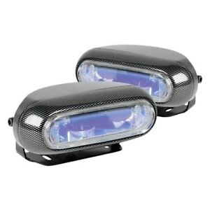 Hella 1250 Optilux 5 7 X2 4 Rectangular Fog Lights