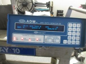 Adm Arc Data Monitor Iii Model D Part Number Asa0149