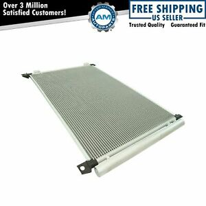 Ac Condenser A C Air Conditioning With Receiver Dryer For Nissan Rouge Suv New