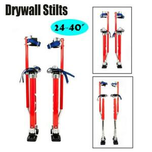 New Pentagon Tool Professional 24 40 Red Drywall Stilts Highest Quality Stilts