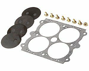 Holley 26 97 Throttle Plate Kit 1 3 4 Diameter Plate