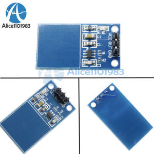 2 5 10pcs Ttp223 Capacitive Touch Switch Digital Touch Sensor Module For Arduino