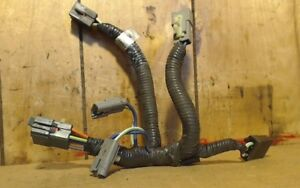 91 94 Ford Explorer Ranger Navajo Driver Power Seat Wire Harness Genuine Oem