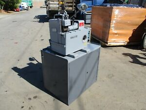 Struers Discotom Metallurgical Saw With Coolant Pump