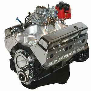 Blueprint Engines Bp3834ctc1 Budget Stomper Small Block Chevy 383ci Dress Engine