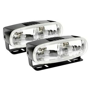 Hella 2020 Optilux 5 7 X2 4 Rectangular Fog Lights