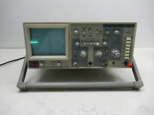 Bk Precision 2522a 20 Mhz Digital Storage Oscilloscope Laboratory Dual Channel