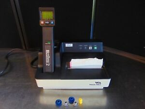 Welch Allyn Microtymp 23640 With Printer charger 71170 Powers On Rh391g
