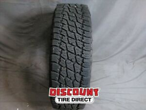 1 Used Lt285 75 17 Nitto Terra Grappler G2 75r R17 Tire