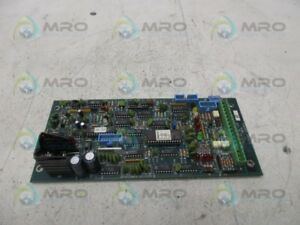 Powertec 141 108 8 Current Control Board used
