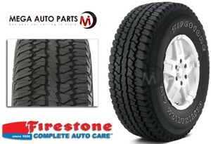 1 X Firestone Destination At P265 75r16 114t Owl All Terrain Tires