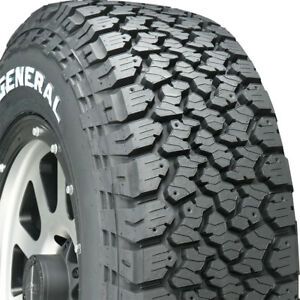 2 New Lt265 75 16 General Grabber Atx 75r R16 Tires 43609
