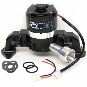 Prw 4446007 High Flow Electric Racing Water Pump Big Block Ford 400 460 Right In