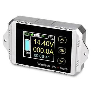 100v 30a Dc Multifunctional Wireless Voltage Current Power Meter Ammeter