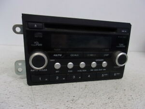 10 2010 Honda Element Cd Player Radio Receiver Oem 39101 Scv A320