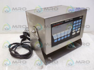 Avery Weigh Tronix 1310 Programmable Weight Indicator used