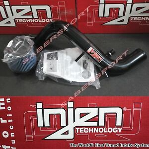 Injen Is Black Short Ram Air Intake Kit For 2013 2017 Hyundai Veloster Turbo