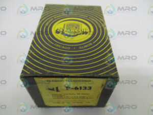 Stancor Electronics Inc P 6133 Filament Transformer 117v new In Box