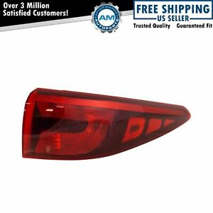 Outer Tail Light Lamp Assembly Rh Right Passenger Side For Kia Sportage New