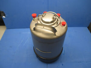 Alloy Products Pressure Vessel T304 Stainless With Storage Box