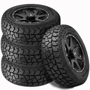 4 Mickey Thompson Baja Atz P3 35 12 50r20 All Terrain Tires