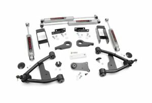 Rough Country 2 5 Suspension Lift Kit S10 Blazer Sonoma Jimmy 4wd 24230