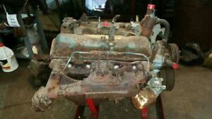 Turning Core Manual 360 V8 Engine For 79 86 Jeep J Series