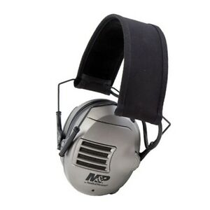 Smith Wesson 110041 Alpha Electronic Ear Muff Nrr23
