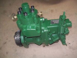 Oliver 77 super77 770 88 super88 880 Farm Tractor Diesel Injection Pump Works