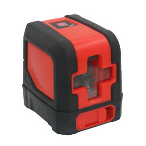 Cross Line Laser Self leveling Horizontal Vertical Line Laser Level 50feet