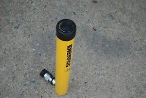 Enerpac Rc 1014 Duo Series Hydraulic Cylinder 10 Ton 14 Inch Stroke New Usa Made