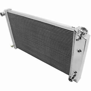 Champion Cooling Systems Ec161 All Aluminum Radiator