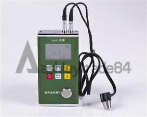 New Portable Ultrasonic Thickness Gauge Leeb332 Metal Shell