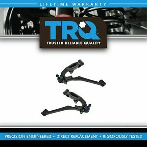 Front Lower Control Arm Pair Set Of 2 For Chevy Gmc Full Size Hd Pickup Truck