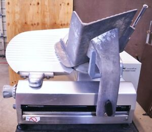 Blakeslee 12 Gsg 12aa Automatic Auto Meat Deli Cheese Slicer Butcher