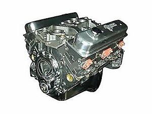 Blueprint Engines Mbp3830ct Small Block Chevy 383ci Base Marine Engine 405hp 450