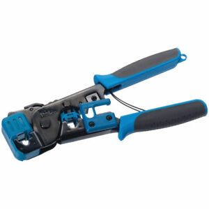 Ideal 30 496 Telemaster Crimping Tool For Rj11 12 14