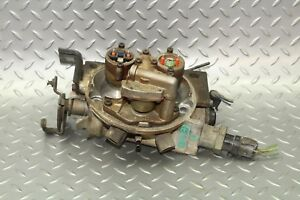 1995 Throttle Body Tbi Surburban Tahoe Silverado Gmc Van Chevy 2 Barrel Oem