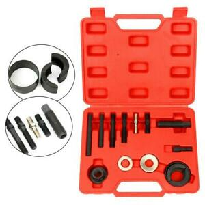 13pcs Power Steering Alternator Ac Pulley Puller Installer Tool Kit Free Shippin